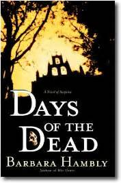 grave of the dead books barbara hambly days of the dead grave book review