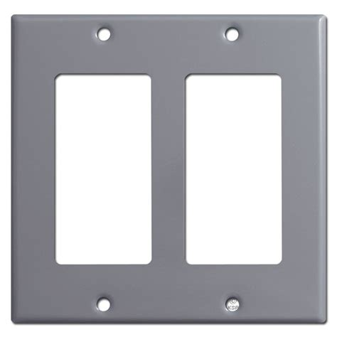 light switch cover rocker light switch covers gray kyle switch plates