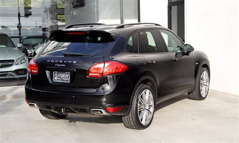 Porsche Cayenne 2014 Diesel 2014 porsche cayenne diesel stock 6033 for sale near