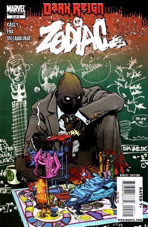 the darkest fox project issue 1 books zodiac vol 1 2