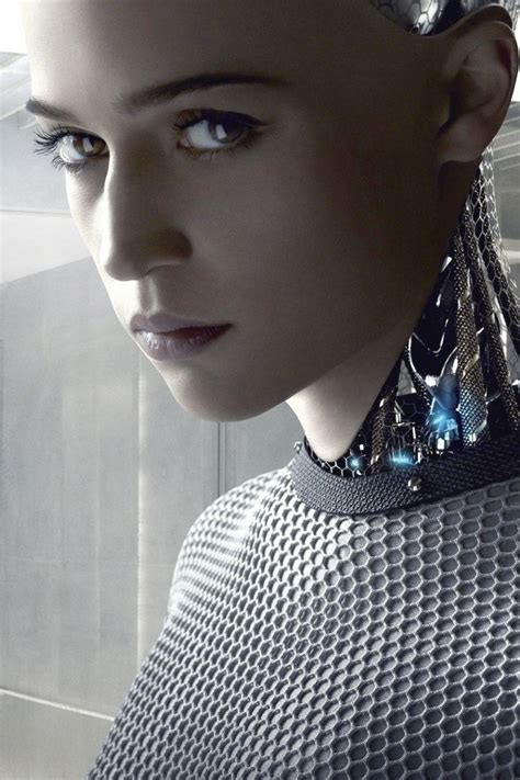 film robot ava 1000 images about cyborgs a i on pinterest alicia
