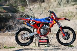 Ktm Factory Motocross Magazine Trials Tribulations Of The