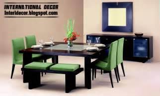 Modern italian dining room furniture ideas green dining room