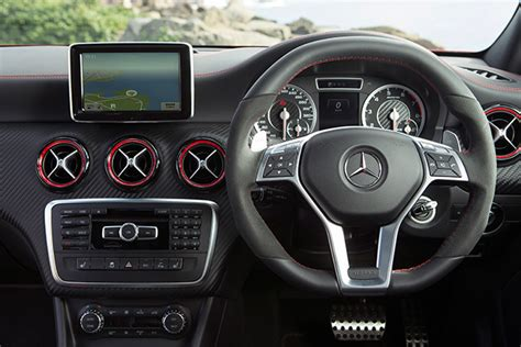 2015 mercedes a45 amg drive review
