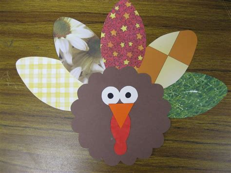 Paper Thanksgiving Crafts - 30 thanksgiving turkeys crafts for your own busy gobblers