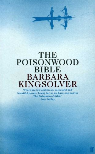 book review the poisonwood bible by barbara kingsolver global text stuck in a book the poisonwood bible barbara kingsolver