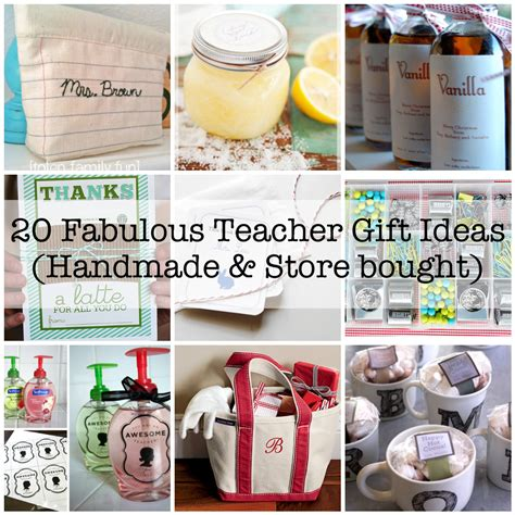 diy gift ideas for teachers 20 a