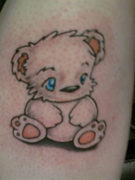 teddy bear tattoo design best 25 teddy tattoos ideas on teddy