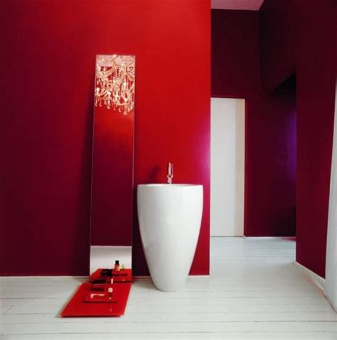 39 cool and bold red bathroom design ideas digsdigs 39 cool and bold red bathroom design ideas digsdigs