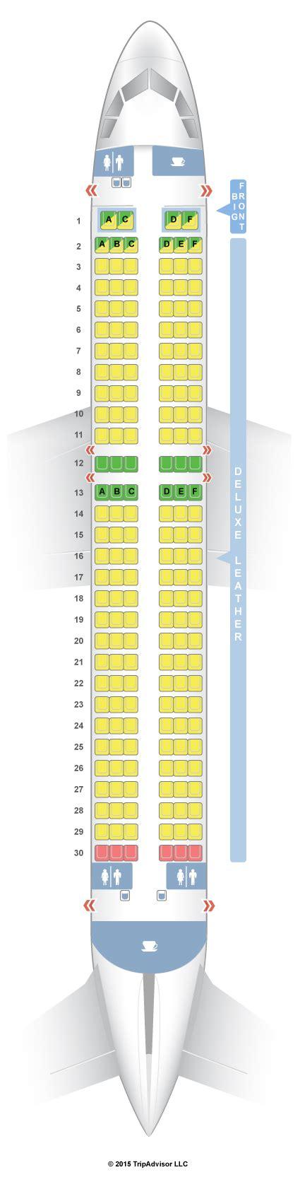seatguru seat map spirit airbus a320 320 v1