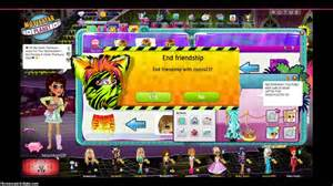 Tv In Middle Of Room the middle finger animation moviestarplanet youtube