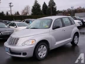 Chrysler Pt Cruiser 2007 2007 Chrysler Pt Cruiser For Sale In Salem Oregon