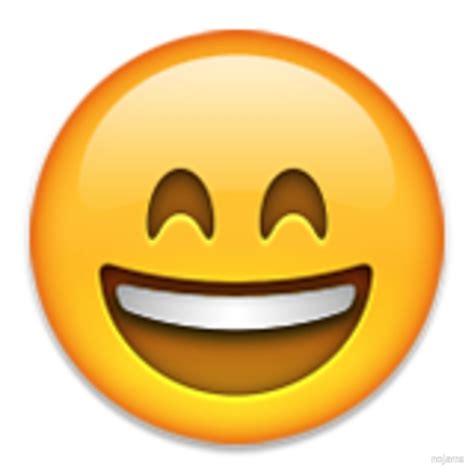 Emoji Smile Iphone All Semua Hp quot big smile emoji quot by nojams redbubble