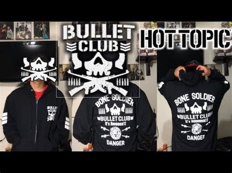 Hoodie Zipper Bullet Club 2 bullet club zip hoodie pro tees from topic