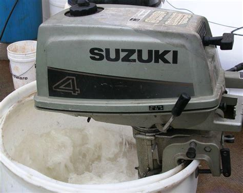 Suzuki Dt4 Outboard Purchase Suzuki Dt4 4 Hp Outboard Motor 4hp Motorcycle In