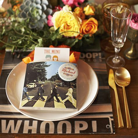 60 s rock n roll wedding inspiration events entertaining ideas 100 layer cake