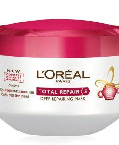 Loreal Hair Mask Total Repair 200gr loreal total repair 5 repairing hair mask 200 ml