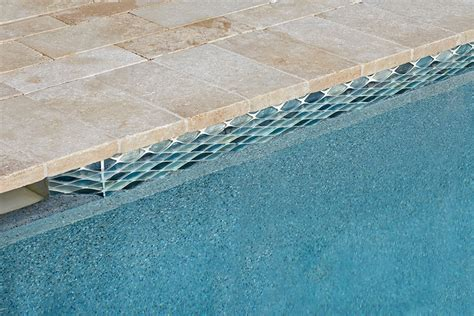 How To Create A Beautiful Backyard Waterline Pool Tiles Apex Pavers And Pools Fl