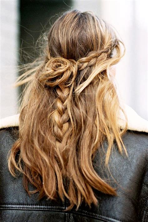 hairstyles ideas for long hair braids 21 inspiradoras ideas de trenzas para el cabello largo