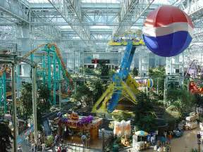 Floor Plan Vr mall of america theme park showing only a small part of