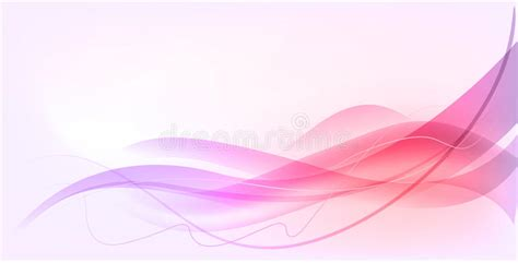 pink abstract wallpaper vector abstract wave design stock vector illustration of pink
