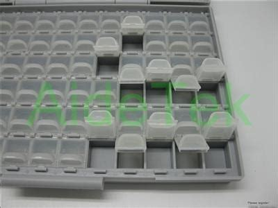 smd resistor capacitor storage box organizer aidetek smd resistor capacitor storage box organizer 0603 0402 uk de usa ship