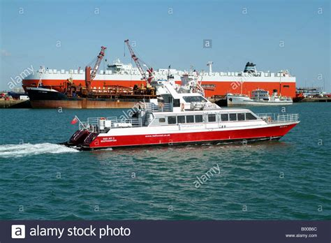 catamaran ferry terminal red jet 2 hi speed catamaran passenger ferry operated by