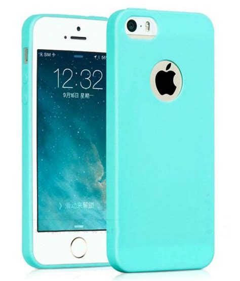 Iphone Iphone 5s Cracker Cover egotude silicon soft back cover for apple iphone 5 5s green buy egotude silicon soft back