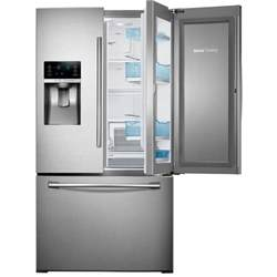 home depot refrigerator samsung 28 cu ft door refrigerator in stainless