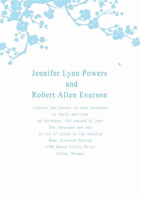 invitation layout word engagement party invitation word templates free card