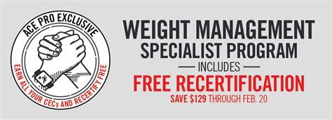 weight management specialist weight management specialist weight loss coach ace