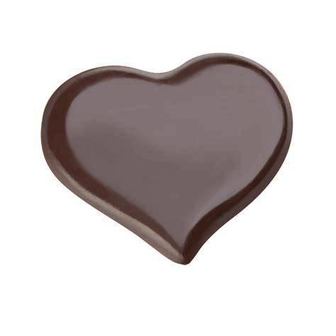dekor herzen brunner schokoladenformen dekor quot herz quot shop