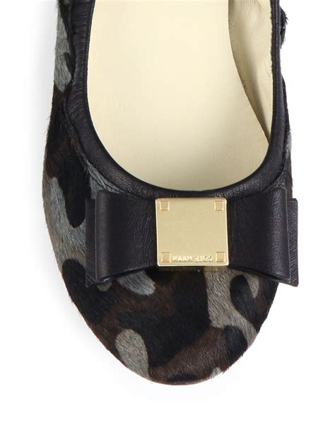 matric dresses with flat shoes and hair styles cole haan tali camo print calf hair leather ballet flats