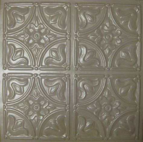 cheap decorative plastic ceiling tiles 148 white pearl