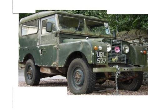 land rover series 1 for sale land rover series 1 for sale in derbyshire 3134 more used