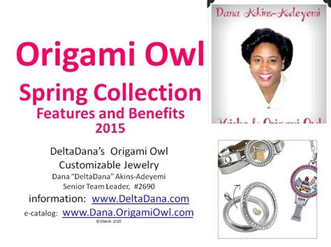 Benefits Of Origami - origami owl 2015 features and benefits deltadana