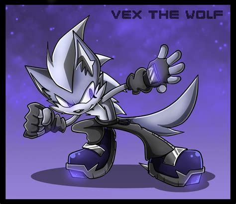 sonic fan fan made wolf sonic characters sonic fan characters