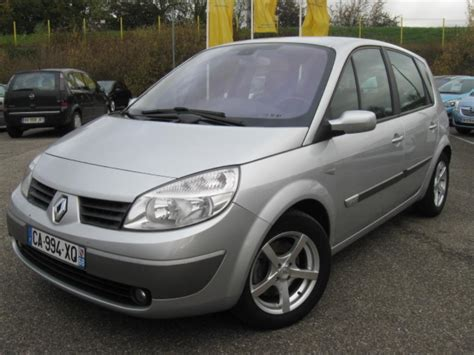 opel renault renault scenic 1 9 dci 130 exception d occasion