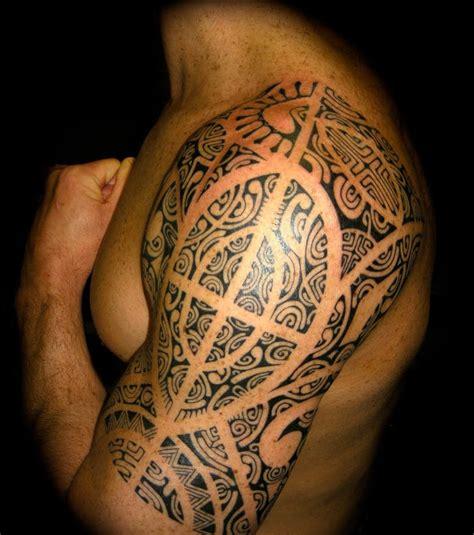 tattoo tribal no braço significado maori tattoos entdeckt die sch 246 nsten tattoos in tribalform