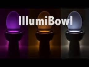 toilet light illumibowl toilet night light as seen on shark tank