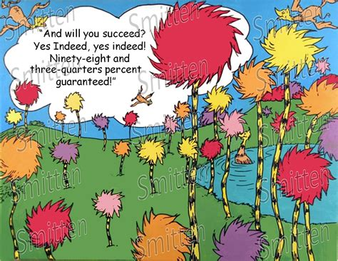 printable lorax quotes dr seuss quotes