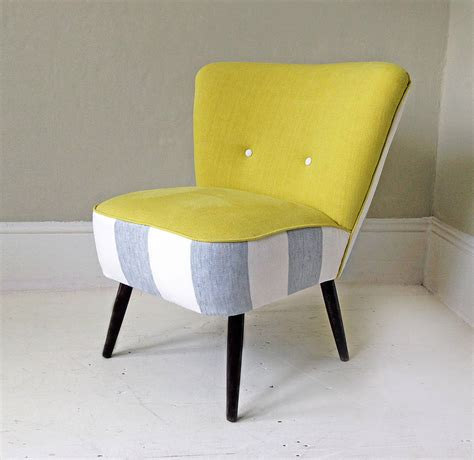 1940 s cocktail chair in alchemilla by hickey and dobson