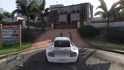 the game house gta 5 the most modern house on the game youtube