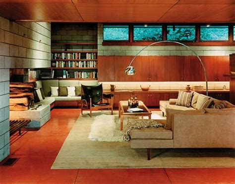 frank lloyd wright home interiors 22 best frank lloyd wright houses images on pinterest