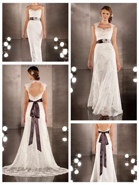 dress pattern keyhole back luxurious sheath wedding dress overlay lace illusion