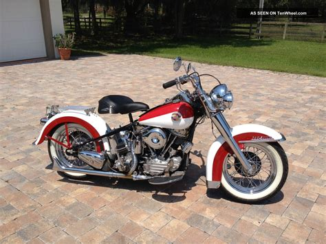 1957 Harley Davidson Panhead 1957 harley panhead a real