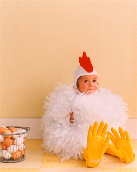 chicken costume animal costumes diy feathered chicken costume by martha stewart the feather