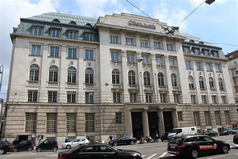 bank austria kreditanstalt schottenring aeiou 214 sterreich lexikon im austria forum