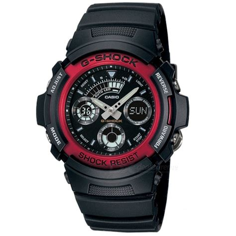 Casio G Shock Aw 591 4adr Hitam casio g shock aw 591 4adr black free shipping