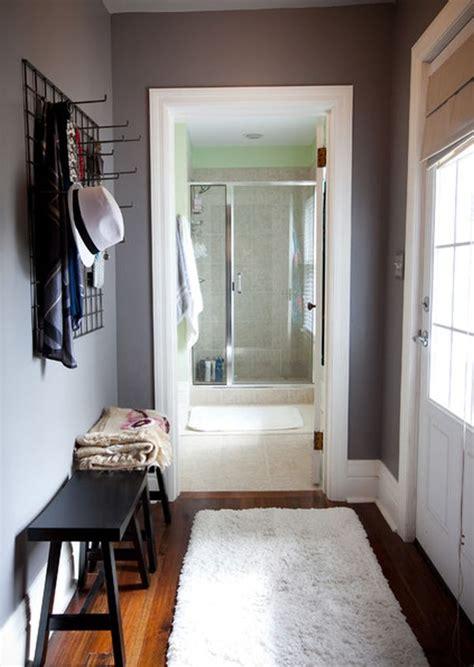 Hallway Paint Colors optimiser l espace dans son entr 233 e 25 id 233 es pratiques